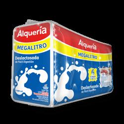 Leche Deslactosada Megalitro Alqueria