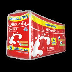 Leche Entera Megalitro Alqueria