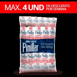 Arroz Pinillar 10% partido