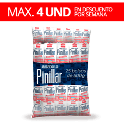 Arroz Pinillar 12.5kg