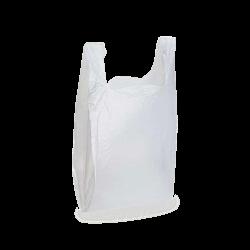 Bolsa manigueta blanca x 20kg