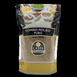 Comino Molido 100% Puro Casta Gourmet x 500gr