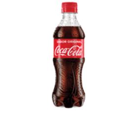 Coca-cola 400ml pet x 12 un