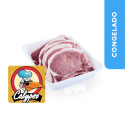 Chuleta de Cerdo Porcionado - Calypso