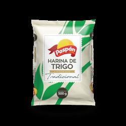 Harina de trigo Paspan 500gr