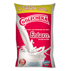 Leche Entera Coolechera UHT