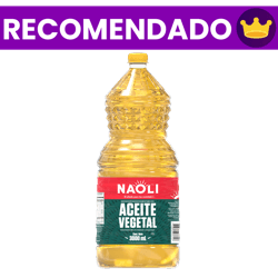 Aceite Naoli 3LT