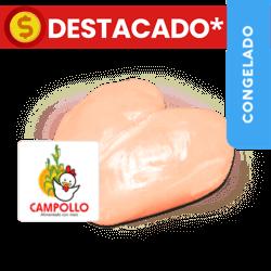 Pechuga Entera con Hueso y Piel - Campollo