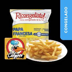 Papa a la Francesa 9x9 Ricongelisto Calypso