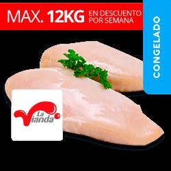 Filete Pechuga de Pollo La Vianda