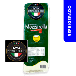 Queso Tipo Mozzarella Entero