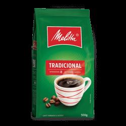 Café Melitta Tradicional Pouch 500g