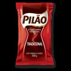 Café Pilão Tradicional Almofada 500g