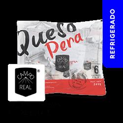 Queso - Pera Unidad Campo Real