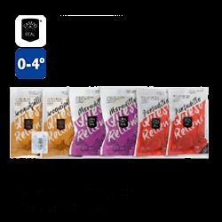 Queso - Mix Pera Rellenos (4Quesadillos, 2Arequipe, 4Mora) Campo Real