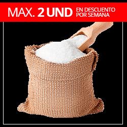 Azúcar Bulto 50kg