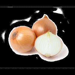 Cebolla Cabezona Blanca Sin Pelar