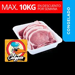 Chuleta de Cerdo Porcionada - Calypso