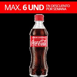 Coca-Cola 400 ml x 12 un