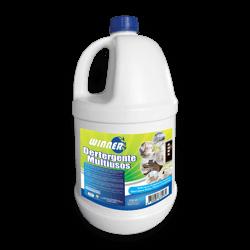 Detergente multiusos con bicarbonato