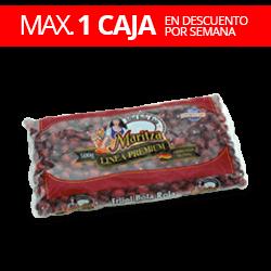 Frijol Bola Roja Maritza de 500g