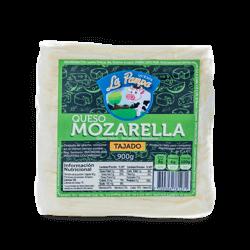 Queso Mozzarella Tajado La Pampa x 900 g