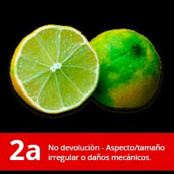 Limón Tahití Segunda
