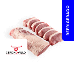 Posta de Lomo de Cerdo - Cerdnovillo