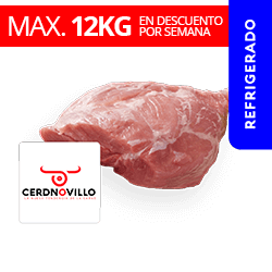 Milanesa de Cerdo Cerdnovillo