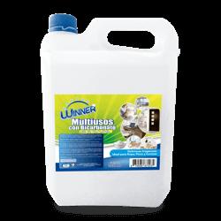 Detergente Multiusos con Bicarbonato Galón