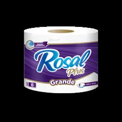 Papel higienico Rosal G x1 und