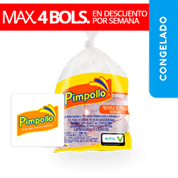 Pechuga Marinada - Pimpollo