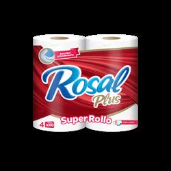 Papel higiénico XXG Rosal x 34m x 4 rollos