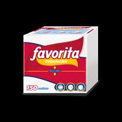 Servilleta Favorita x 150 und