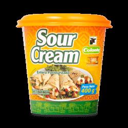 Crema agria Colanta x 400 gr