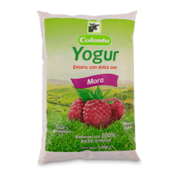 Yogur de Mora Colanta x 1000 ml