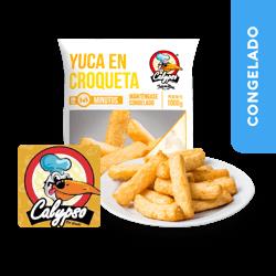 Yuca en Croqueta x 1000gr