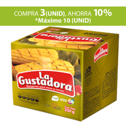 Margarina Gustadora 250gr