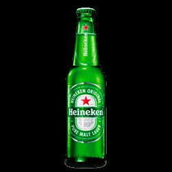 Cerveza clara tipo Pilsener - Heineken