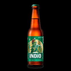 Cerveza obscura - Indio