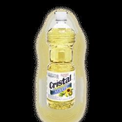 Aceite Vegetal Cristal 1LT