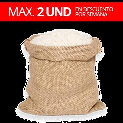 Arroz Súper Extra Sinaloa 25Kg