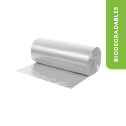 Bolsa en Rollo Biodegradable 20x30cm