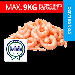 Pescado - Camarón Cocido 31-35