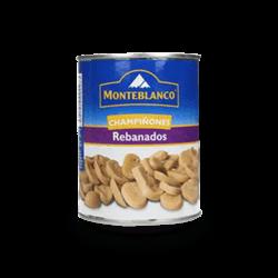 Champiñones Rebanados Monte Blanco 800gr.