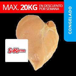 Pollo - Pechuga Media Mariposa 10Kg SuKarne