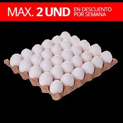 Huevos Blancos Medianos