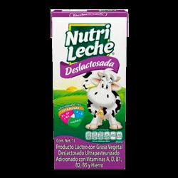 Leche Deslactosada Nutrileche 1L