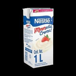 Media Crema Nestlé 1L