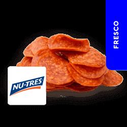 Pepperoni Rebanado - Nu-Tres